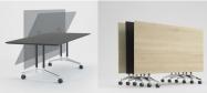 Klapborde Contact til konference m.m. Vi giver gerne et godt tilbud på disse klapborde.