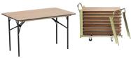 Event klapborde 80 x 120 cm. Vi giver gerne et godt tilbud på disse klapborde.