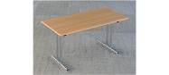 Fumac klapborde serie 1500 i størrelse 140 x 70 cm. Fås i ahorn, bøg, hvid eller lysgrå. Disse klapborde kan stables og der ydes 5 års garanti.