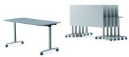 Klapborde u-Connect hvor bordpladen kan vippes. 5 års garanti. Vi giver gerne et godt tilbud på disse klapborde.